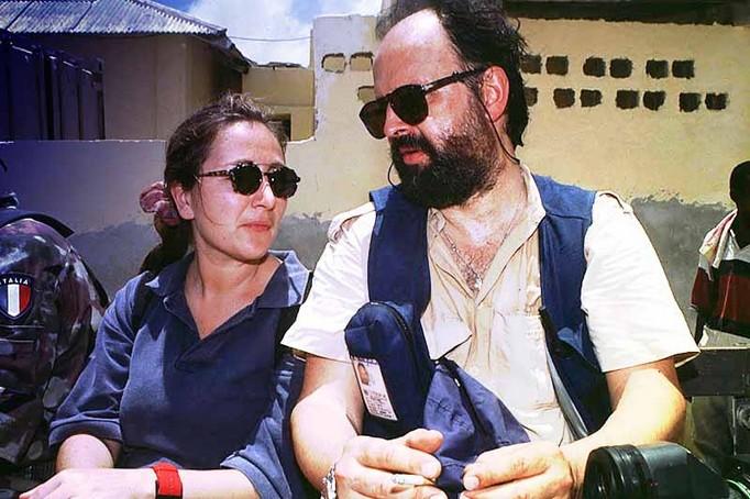Per non dimenticare Ilaria Alpi e Miran Hrovatin: 27 anni dopo